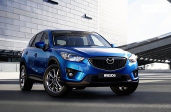 Mazda CX-5 2.2D AT (175 л.с.) 4WD Style+ EAB/EAC 2016