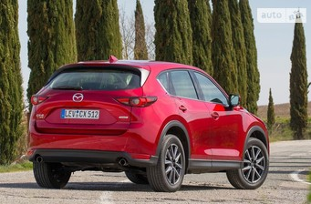 Mazda CX-5 2.2D AT (175 л.с.) 4WD Style+ 2017