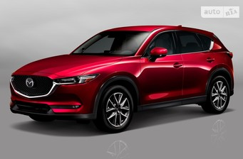 Mazda CX-5 2.2D AT (175 л.с.) 4WD Touring 2017