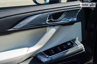 Mazda CX-9 2021 Top