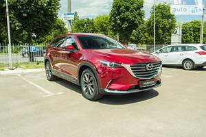 Mazda CX-9 New 2.5 АТ (231 л.с.) AWD Top 2020