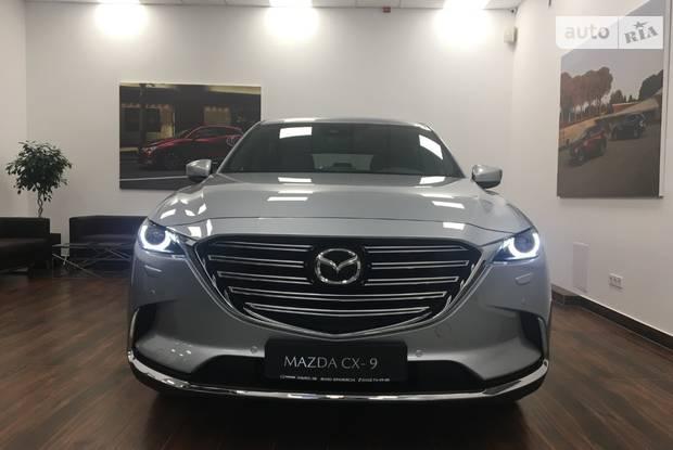 Mazda CX-9 Individual