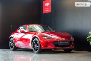 Mazda MX-5 2.0 SkyActiv-G AT (184 л.с.) Top 2020