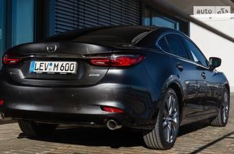 Mazda 6 2020 Style+