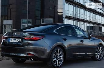 Mazda 6 2.0 AТ (165 л.с.) 2018