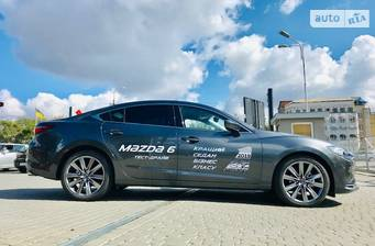 Mazda 6 2.5 AТ (194 л.с.) 2019