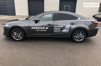 Mazda 6 2019 Style+