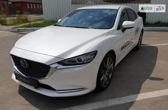 Mazda 6 2019 Top