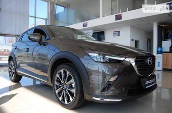 Mazda CX-3 2.0 АТ (121 л.с.) 2018