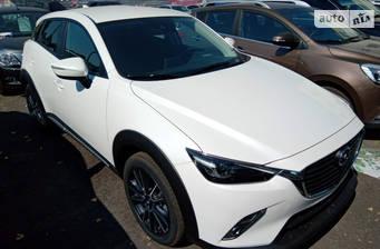Mazda CX-3 1.5D AТ (105 л.с.) AWD 2018