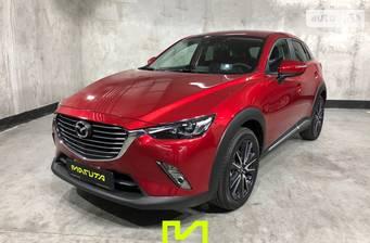 Mazda CX-3 1.5D AТ (105 л.с.) AWD 2019