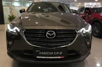 Mazda CX-3 2.0 АТ (150 л.с.) AWD 2019