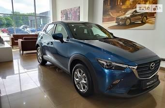 Mazda CX-3 2.0 АТ (121 л.с.) 2020