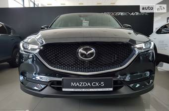 Mazda CX-5 2.5 SkyActiv-G AT (194 л.с.) 4WD 2020