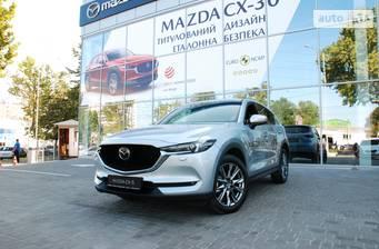 Mazda CX-5 2.5 SkyActiv-G AT (194 л.с.) 4WD 2020