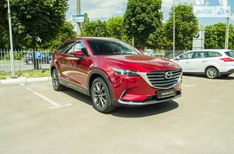 Mazda CX-9 New 2.5 АТ (231 л.с.) AWD 2020