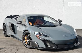 McLaren 675LT 3.8 AT (666 л.с.) 2018