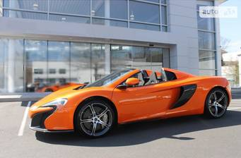 McLaren 650S 3.8 AT (641 л.с.) 2018