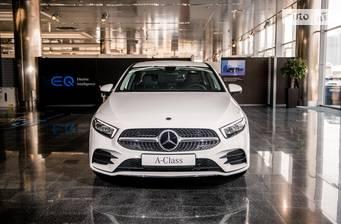 Mercedes-Benz A-Class 200 AT (163 л.с.) 2021