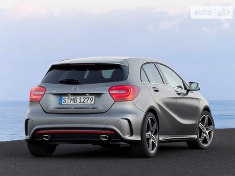 Mercedes-Benz A-Class 2014