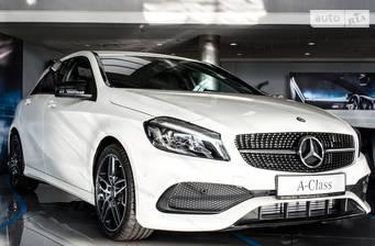 Mercedes-Benz A-Class A 180 MT (122 л.с.) 2018