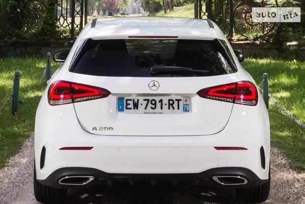 Mercedes-Benz A-Class base