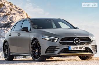 Mercedes-Benz A-Class 2019 base