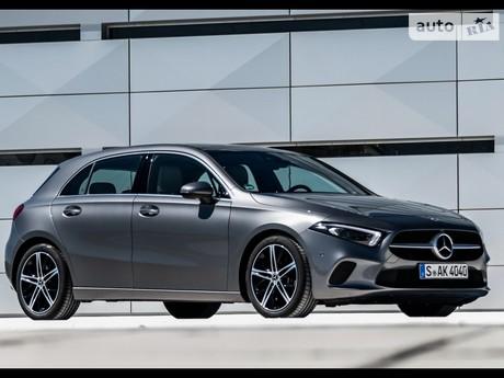 Mercedes-Benz A-Class 2019