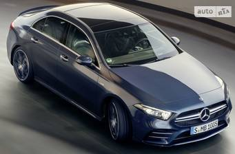 Mercedes-Benz A-Class Mercedes-AMG A35 AT (306 л.с.) 4Matic 2019
