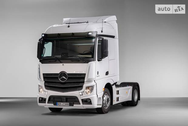 Mercedes-Benz Actros F Edition