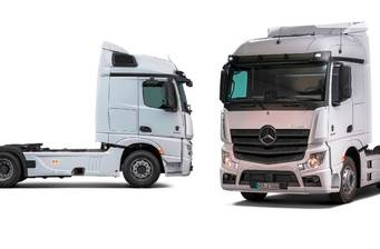 Mercedes-Benz Actros 2021 F Edition