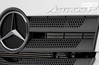 Mercedes-Benz Actros 2021 F Edition
