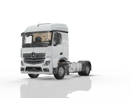 Mercedes-Benz Actros 2021