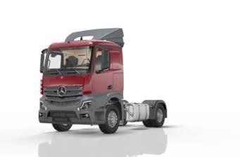 Mercedes-Benz Actros 2022 F Edition