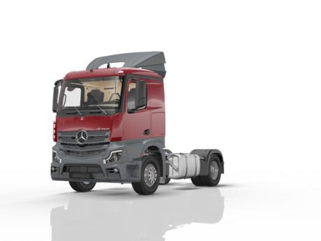 Mercedes-Benz Actros 2022