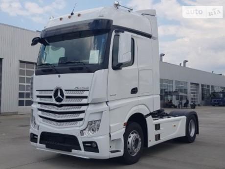 Mercedes-Benz Actros 2019