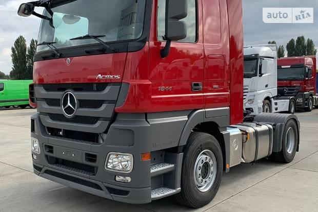Mercedes-Benz Actros Individual