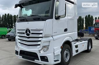 Mercedes-Benz Actros 2018 Individual