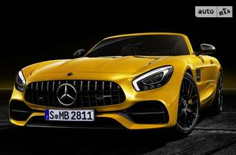 Mercedes-Benz AMG GT base 2018