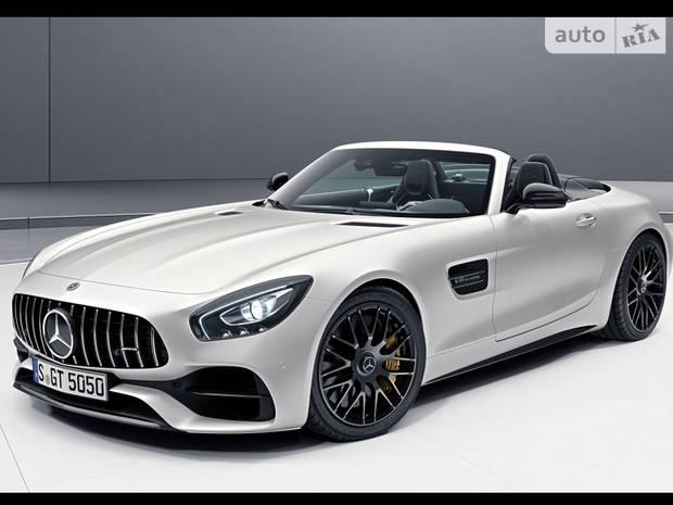 Mercedes-Benz AMG GT base
