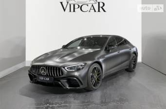Mercedes-Benz AMG GT Mercedes-AMG GT4 63 AT (585 л.с.) 4Matic+ 2020