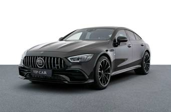 Mercedes-Benz AMG GT Mercedes-AMG GT4 43 AT (367 л.с.) 4Matic+ 2021
