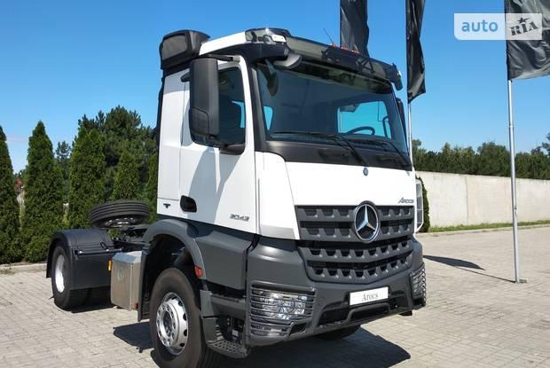 Mercedes-Benz Arocs Individual