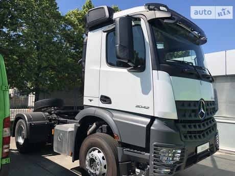 Mercedes-Benz Arocs 2017