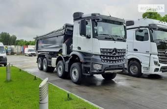 Mercedes-Benz Arocs 2020