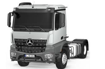 Mercedes-Benz Arocs 2042 LS AT (421 л.с.) 4х2 2018
