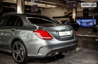 Mercedes-Benz C-Class 2018 base