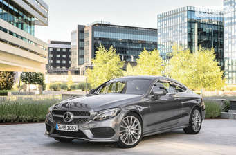 Mercedes-Benz C-Class C 220d AT (170 л.с.) 4Matic  2018