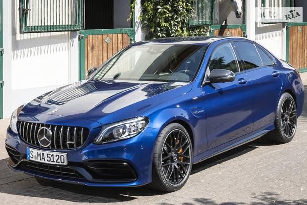 Mercedes-Benz C-Class base