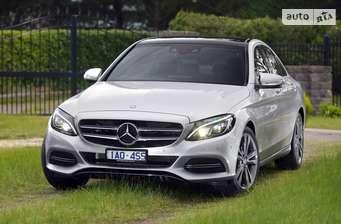 Mercedes-Benz C-Class C 200 MT (184 л.с.)   2017